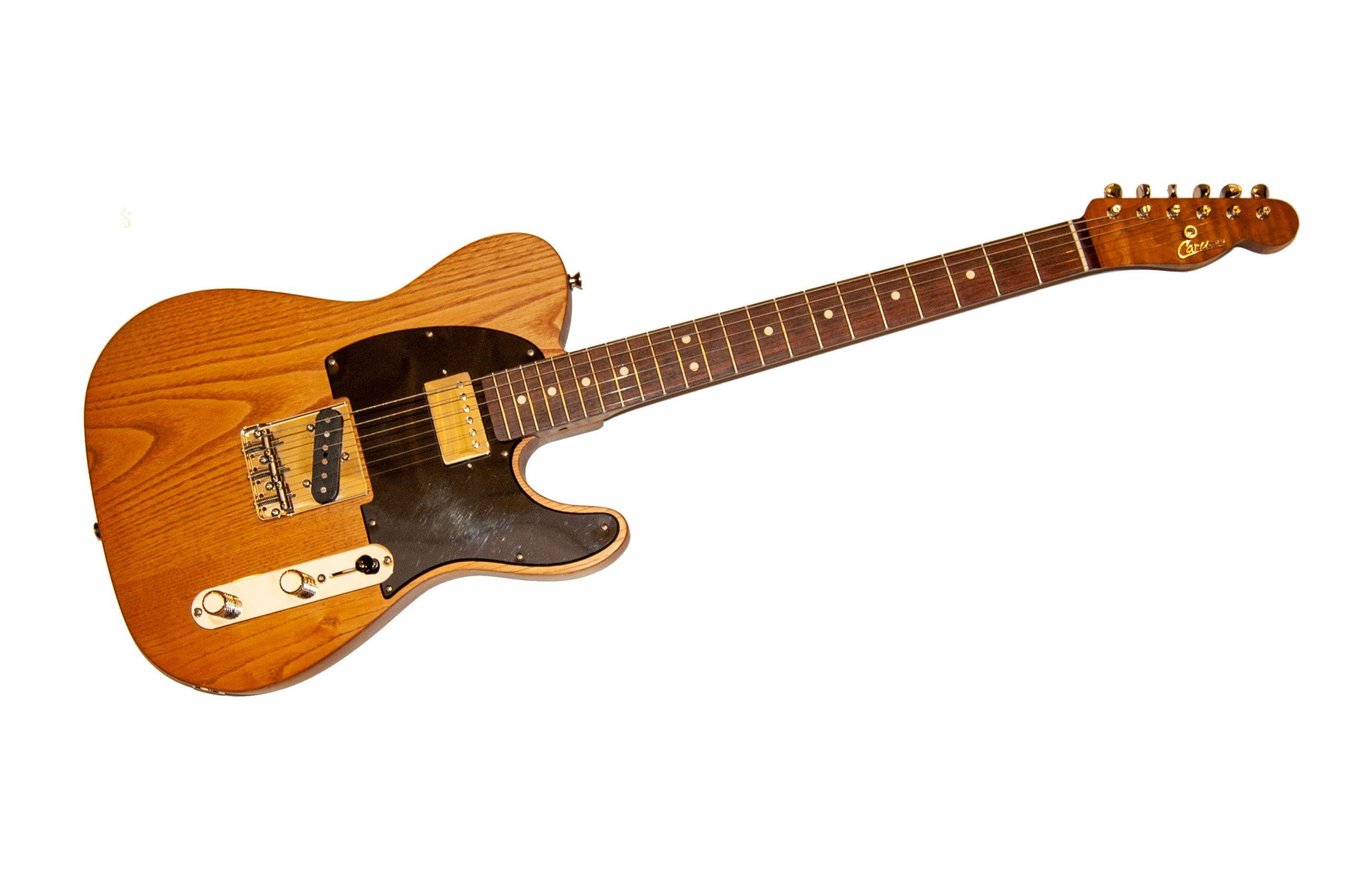 Caruso Tele Stile Guitars
